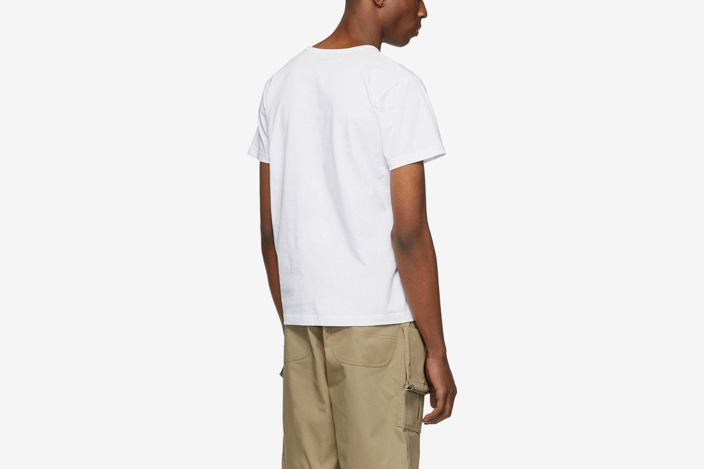 'Le T-Shirt Brodé' T-Shirt