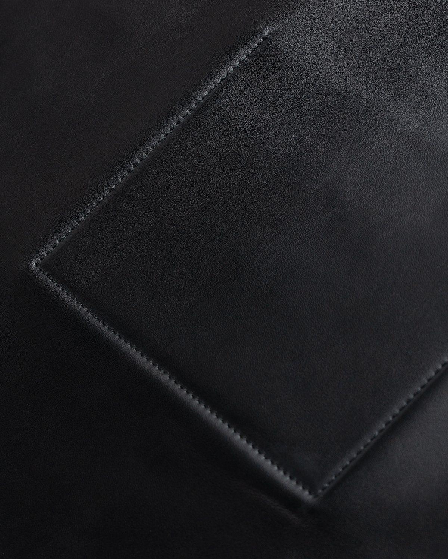 Jil Sander – Zip Tote Medium Black - Image 4