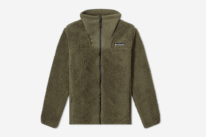 Winter Pass Full Zip Fleece