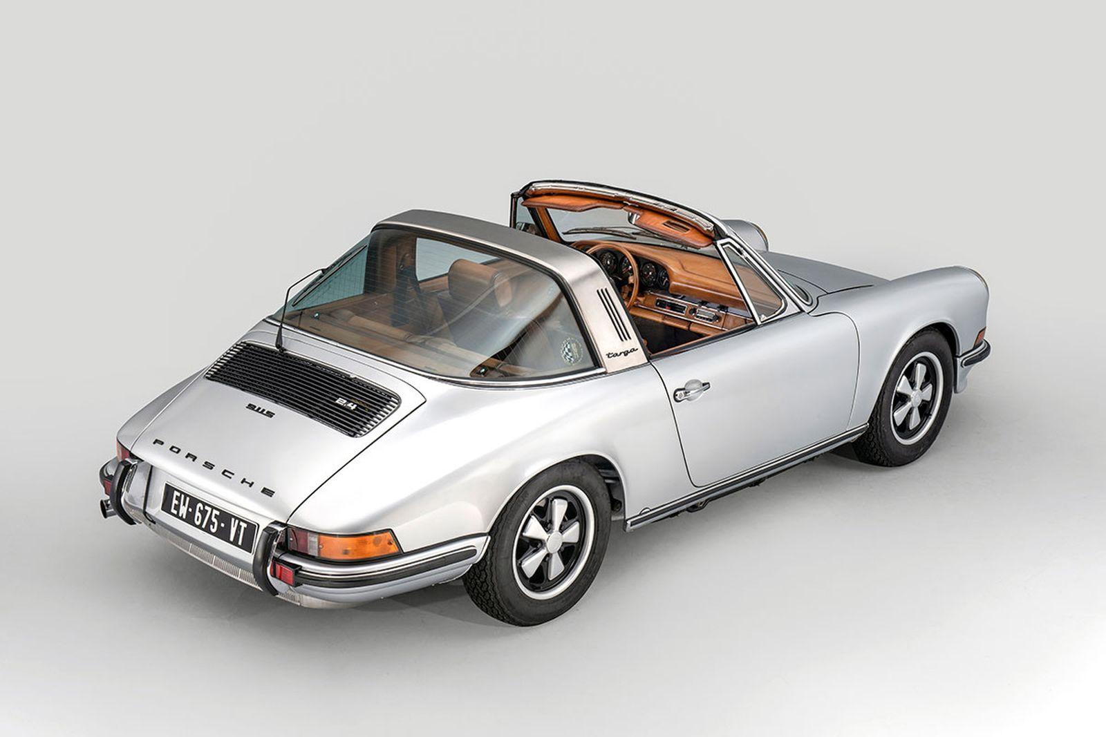 Berluti x Porsche 911 1