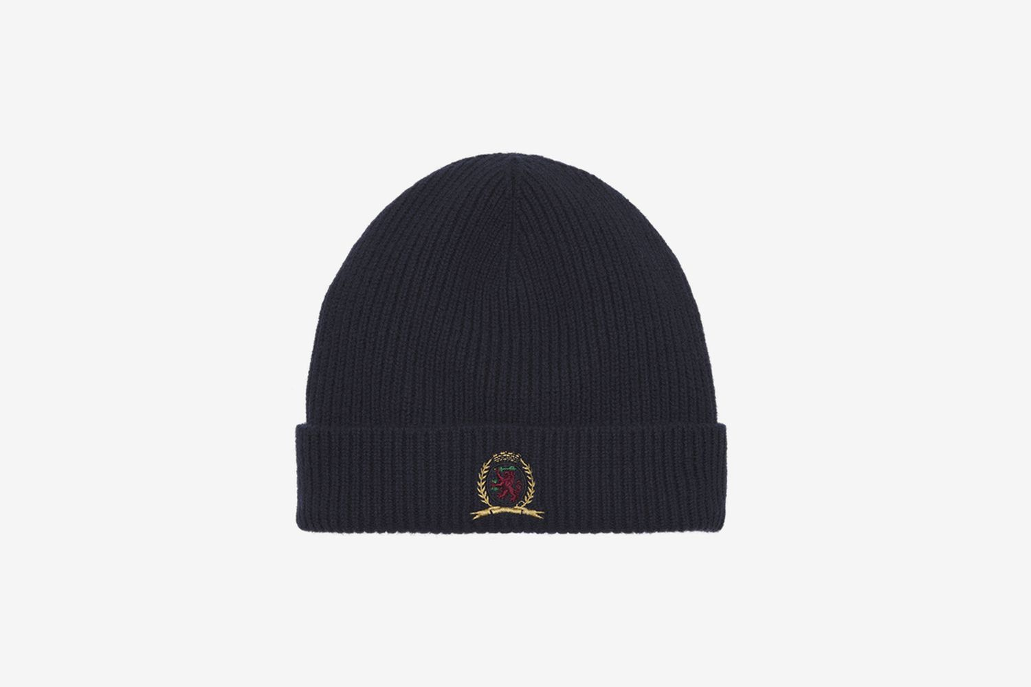 Hilfiger Collection Crest Classic Knitted Hat