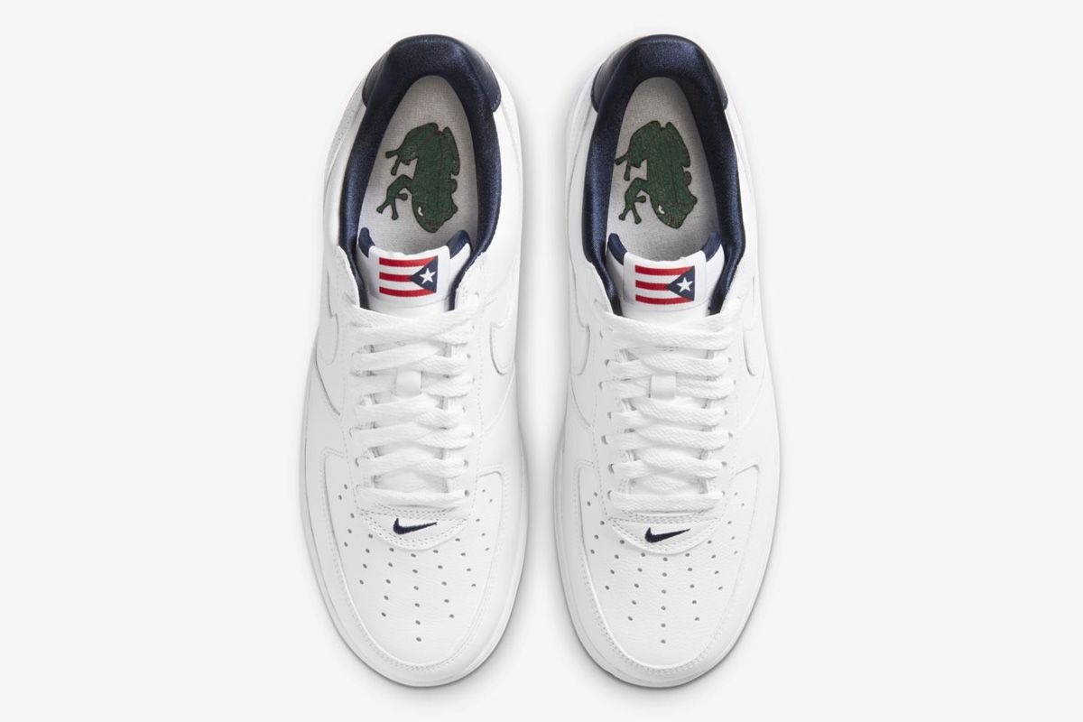 """The Nike Air Force 1 """"Puerto Rico"""" Is Officially Coming Back 10"""