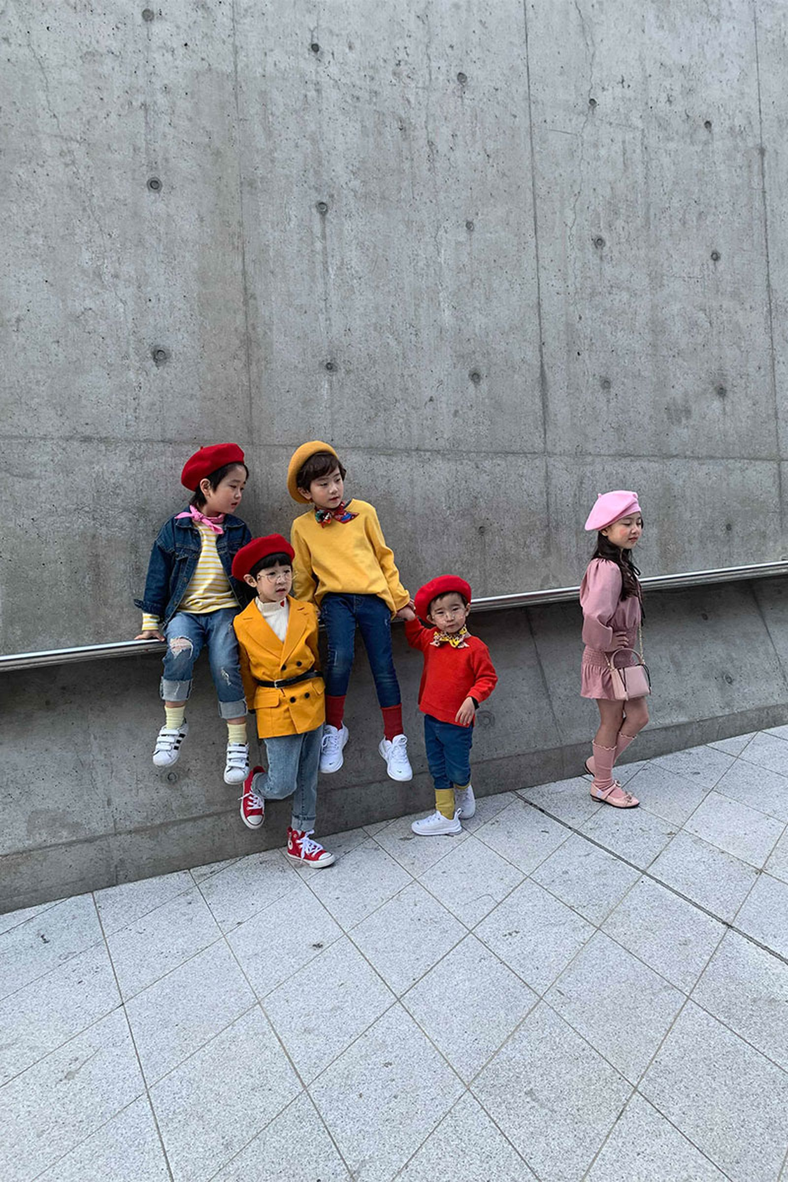 seoul fashion week fw19 street style