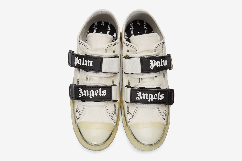 Velcro Vulcanized Sneakers