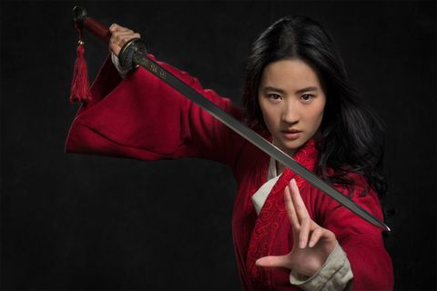 disney live action mulan first look