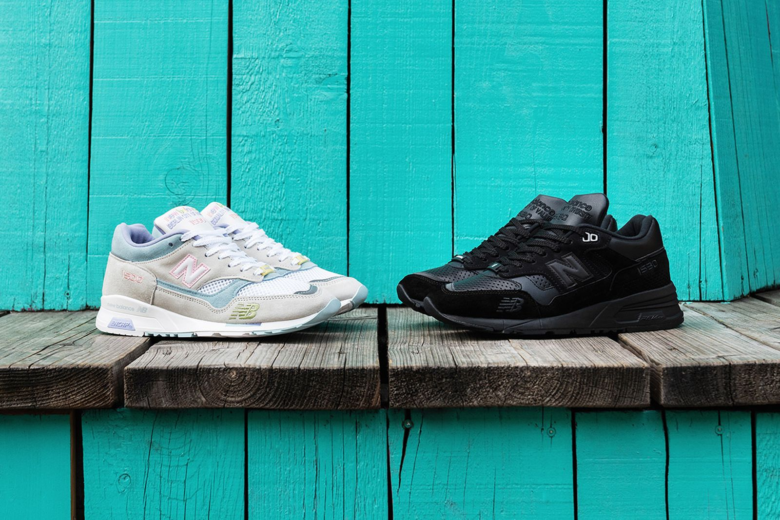 Overkill x New Balance M1500 Berlin City of Values Pack: Buy Here