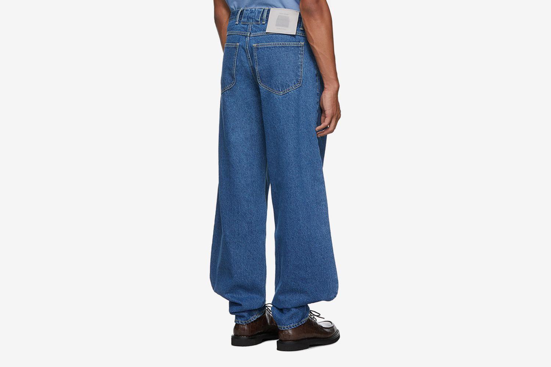 Curve Hard Jeans