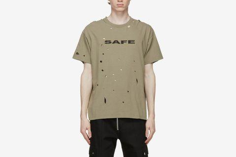 'Safe' Holes T-Shirt
