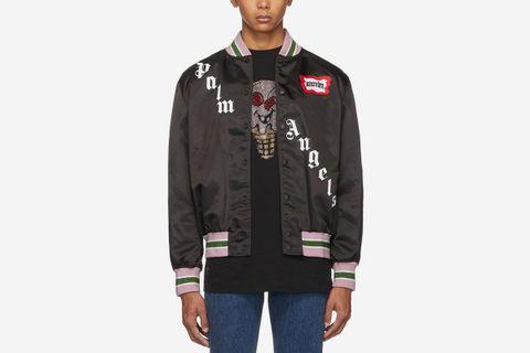 ICECREAM Edition Varsity Jacket