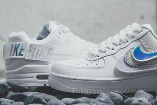 Nike Air Force 1 & Air Max 1