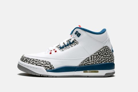 "Air Jordan 3 Retro ""True Blue"""