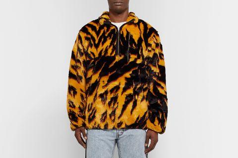 Half Zip Jacket