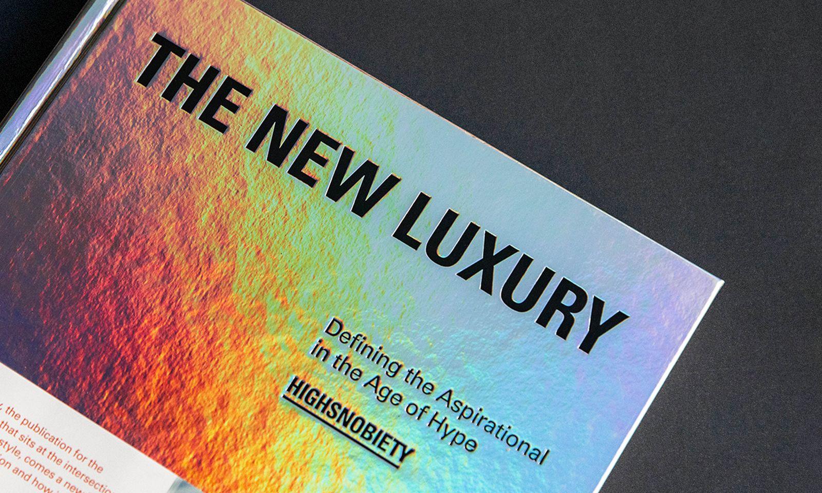 the new luxury feat Emily Oberg chris gibbs gestalten