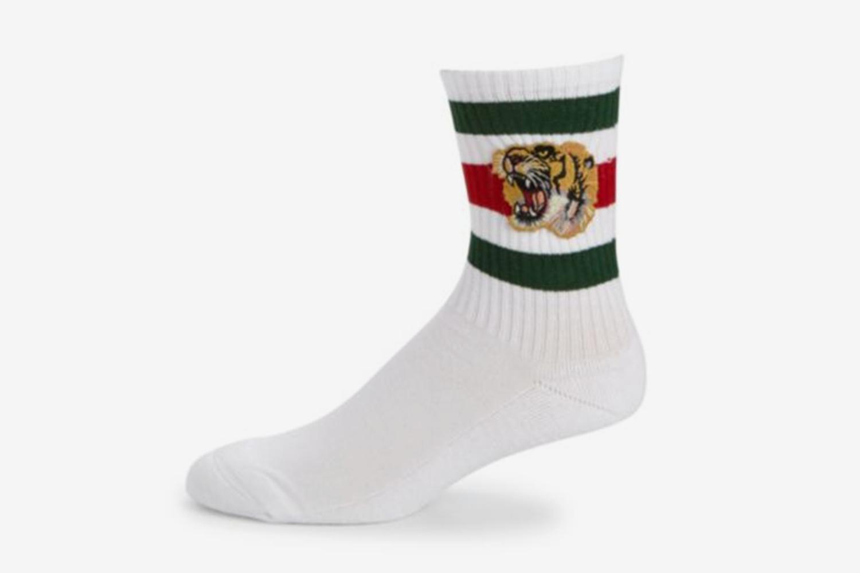 Small Tiger Socks
