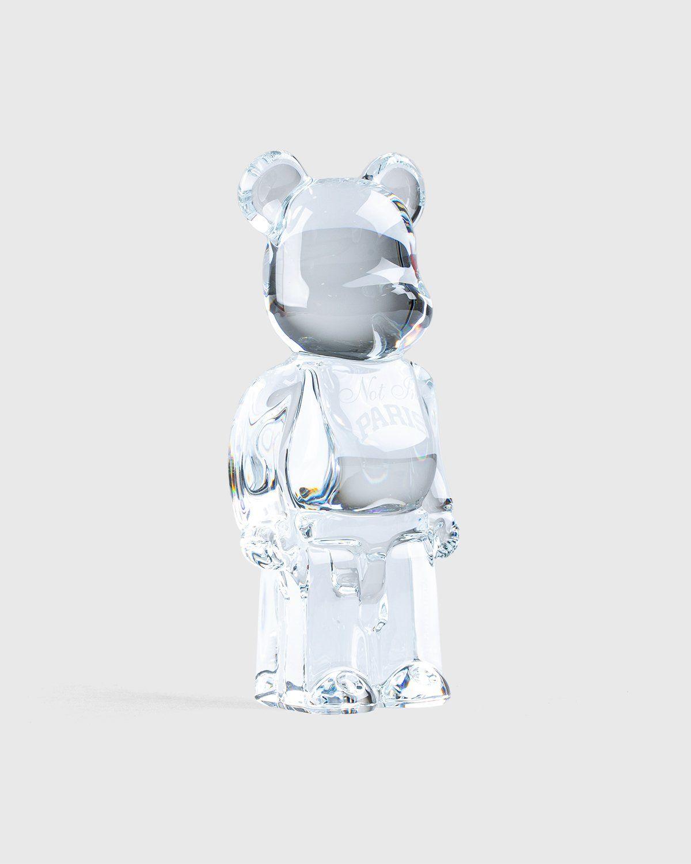 Baccarat x Highsnobiety — BE@RBRICK 200% Crystal - Image 3
