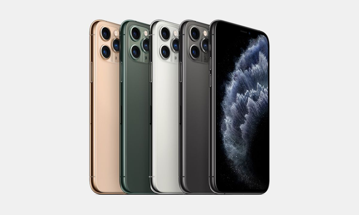 Apple iPhone 11 Pro Features Insane Triple-Camera System & Longest Battery Life Ever