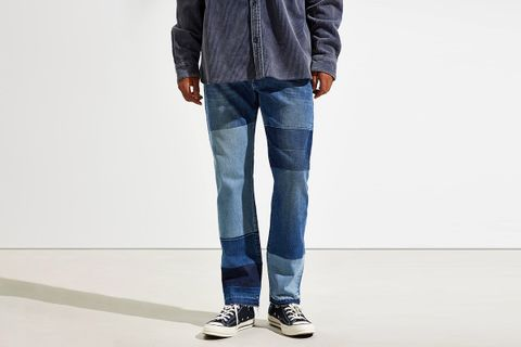 Made In Japan 502 Selvedge Tapered Jean