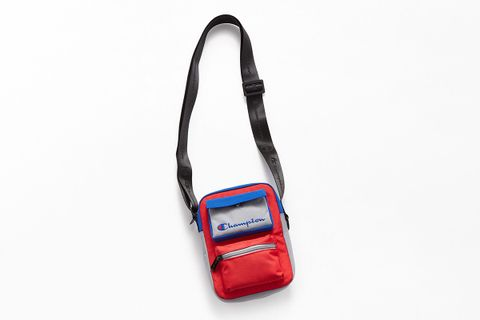 Colorblock Crossbody Bag