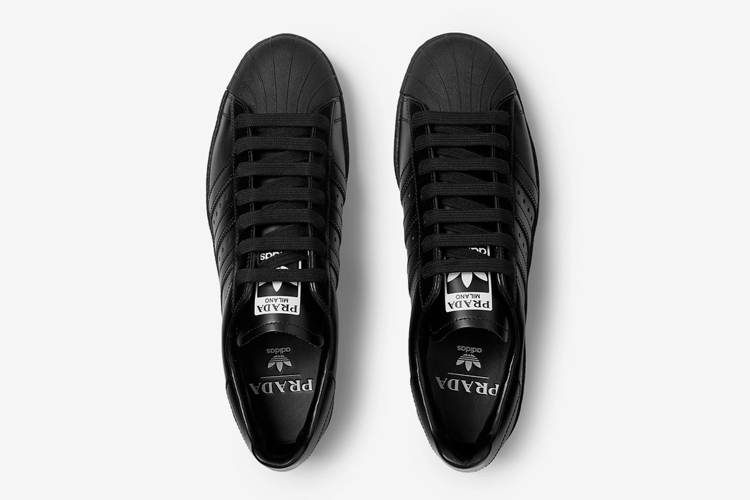 Superstar 450 Leather Sneakers