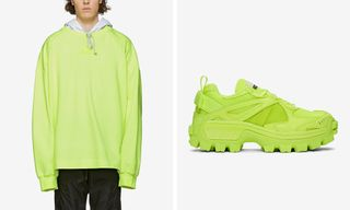 The Volt Trend Is Still Shining if These New Juun.J Pieces Are Anything to Go By