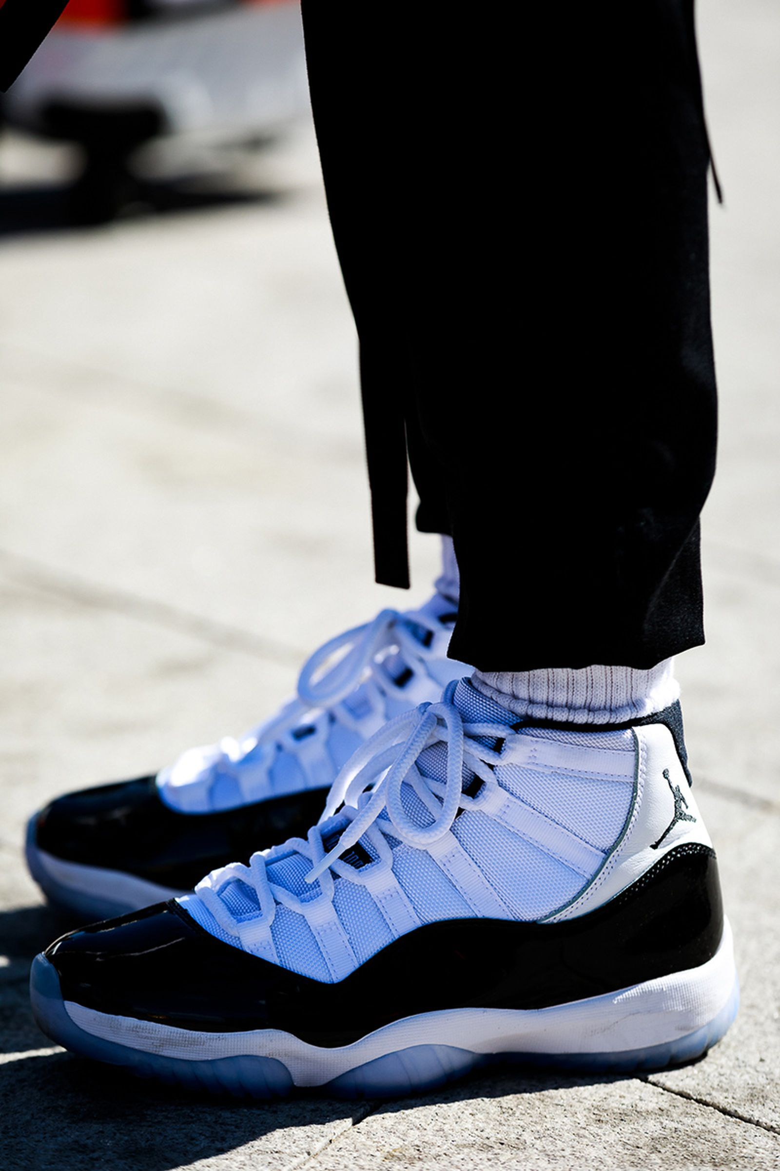 FW19 Seoul StreetStyle Sneakers PaulJeong 15 Sneaker street style seoul fashion week