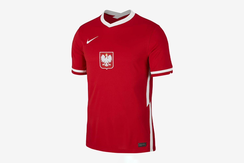 Poland Away Jersey