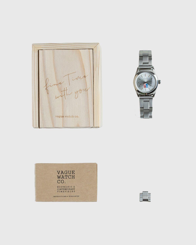 Vague Watch Co. – Vabble Watch Grey - Image 4