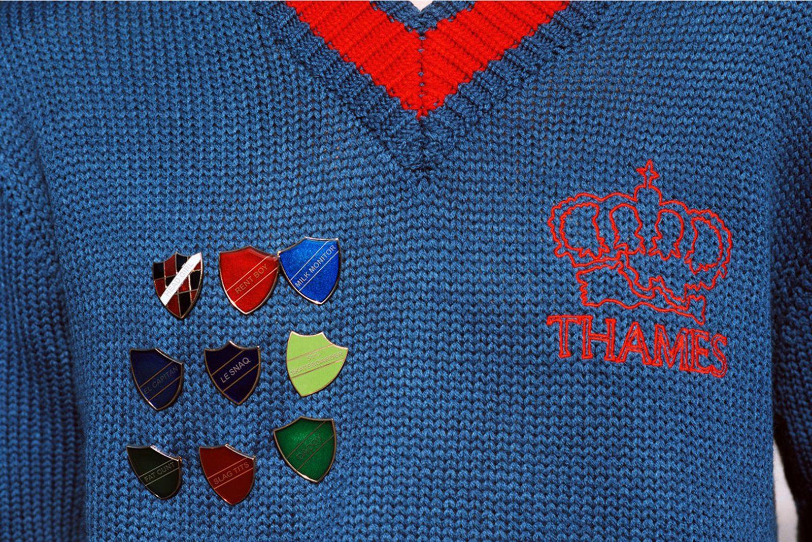 THAMES MMXX knit sweater