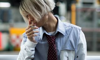 Here's How Tokyo Has Been Styling out the Latest Trend: Ties