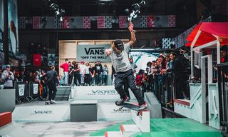 Here's What You Missed Last Weekend in Berlin at the House of Vans