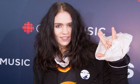 "Grimes Plans to ""Kill off"" Her Stage Name, Talks Relationship with Elon Musk in New Interview"