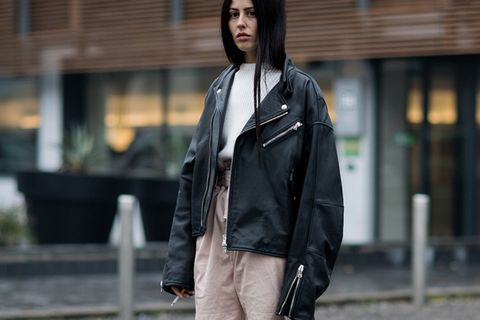 7 womens leather jackets to suit every budget 001 Acne Studios GANNI prada