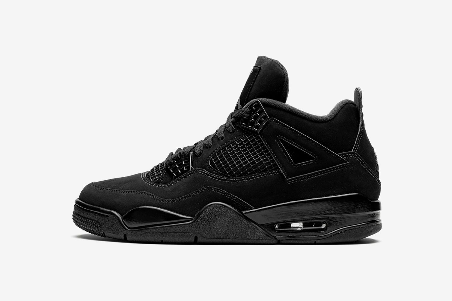 Air Jordan 4 Retro 'Black Cat 2020'