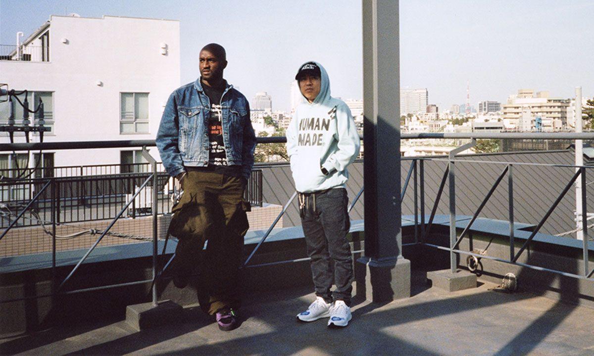 Virgil Abloh & Nigo Announce Louis Vuitton Collaboration
