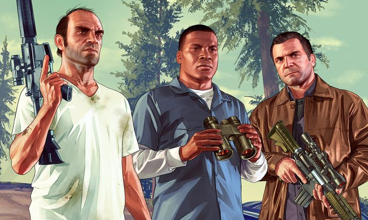 best video game soundtracks ever feature GTA NBA 2K grand theft auto
