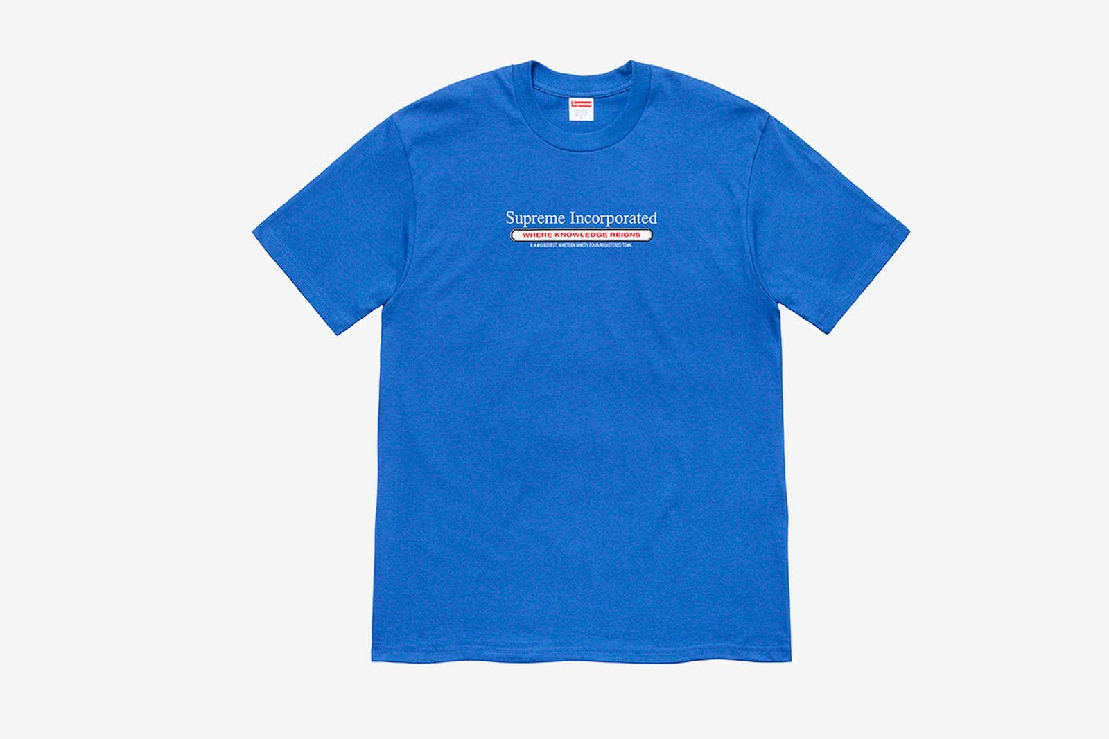 Supreme Fall 2019 T-Shirts