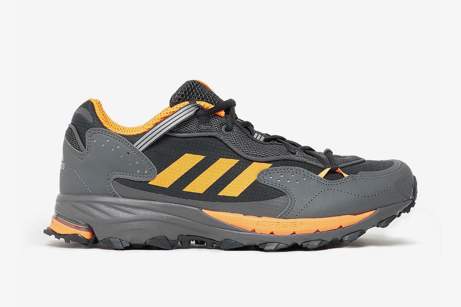adidas Response Hoverturf in black and yellow