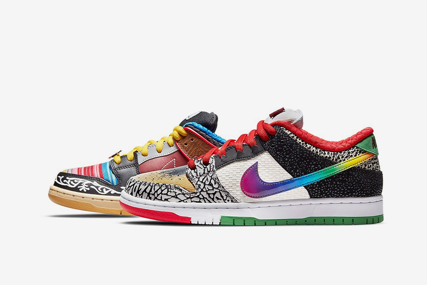 Dunk Low What The P-Rod