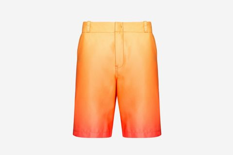 Sterling Degradé Bermuda Shorts
