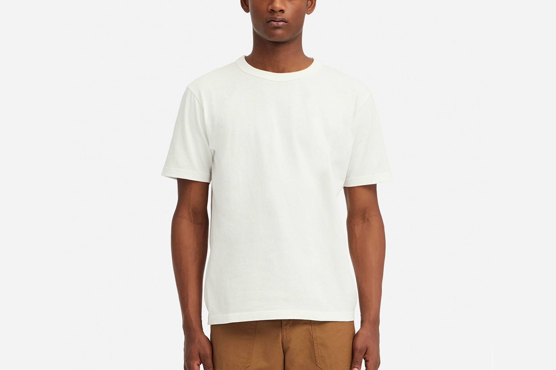 Crew Neck Short-Sleeve T-Shirt