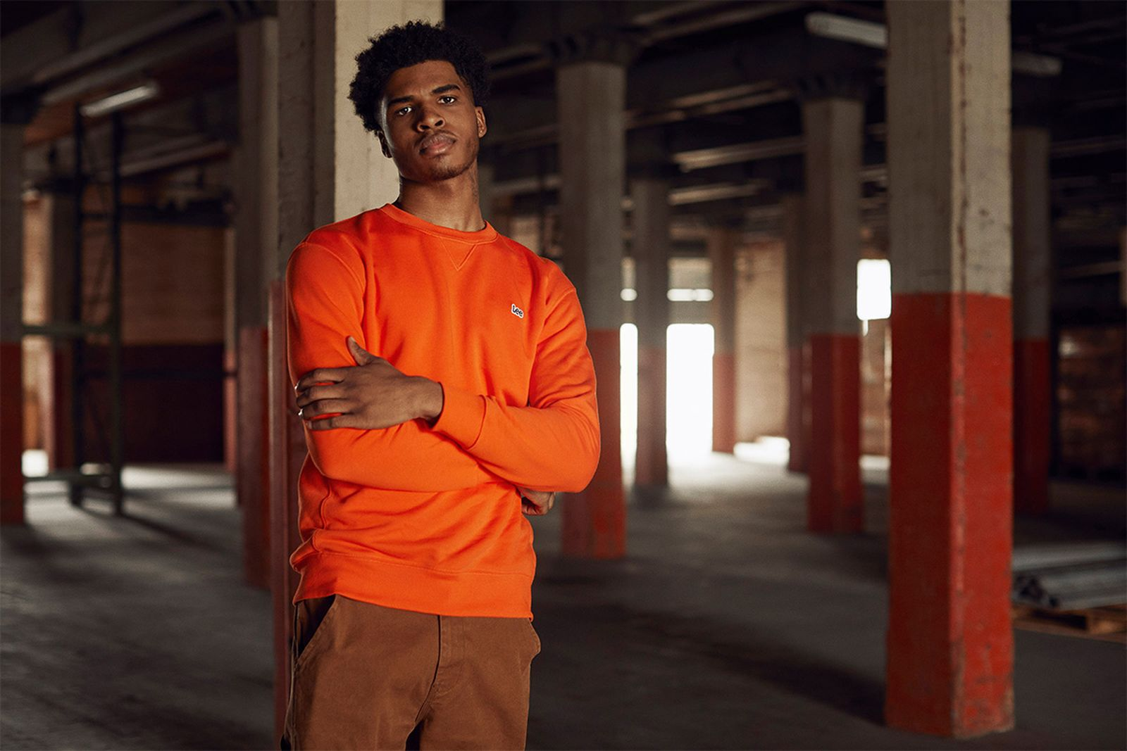 lee jeans fall winter 2019 campaign kye colors