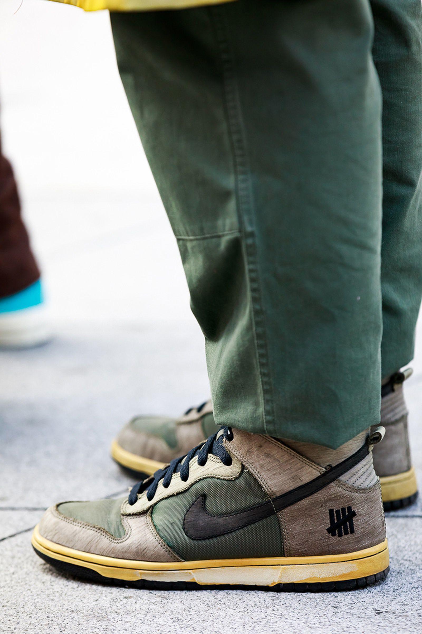FW19 Seoul StreetStyle Sneakers PaulJeong 11 Sneaker street style seoul fashion week