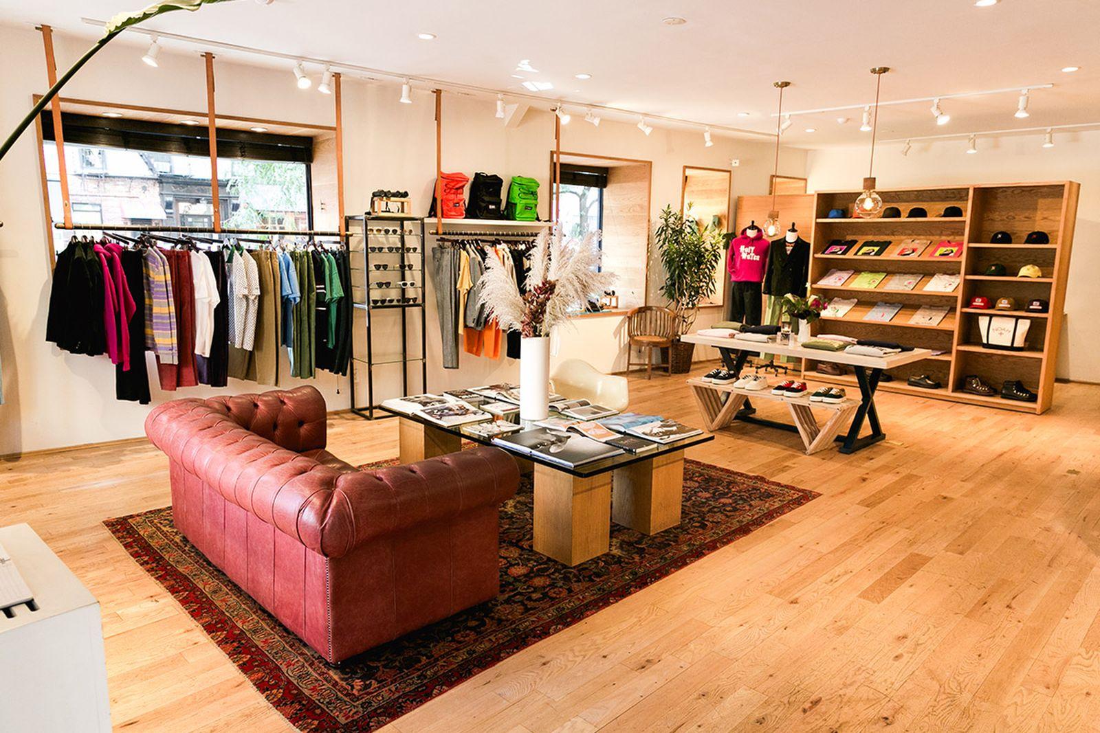 Noah NYC Clothing Stores AMEX american express platinum fashion