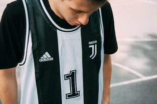 pretty nice 5bda5 e53af Juventus Just Dropped an adidas Basketball Jersey
