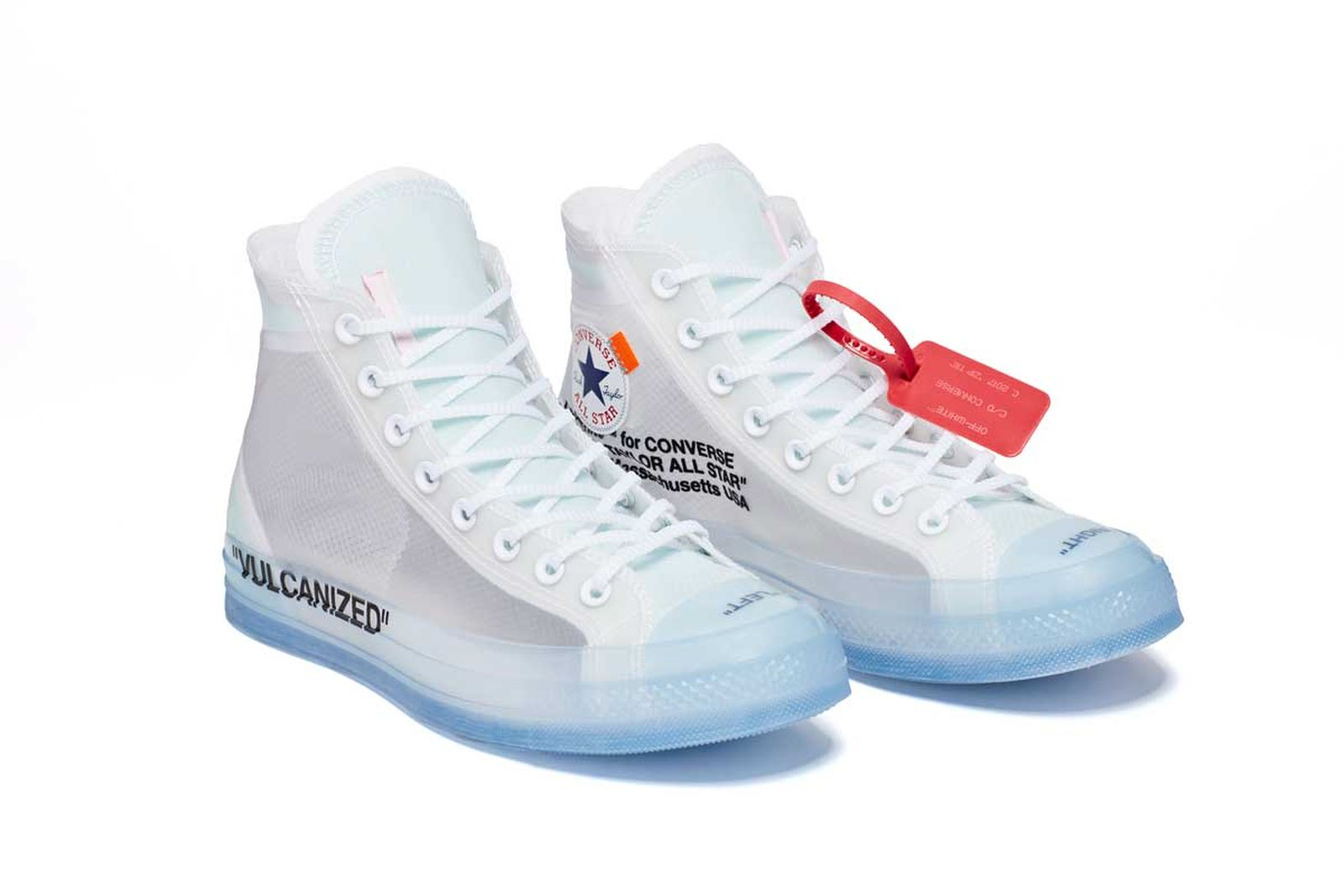 OFF-WHITE x Converse Chuck Taylor: Release Date, Price & More