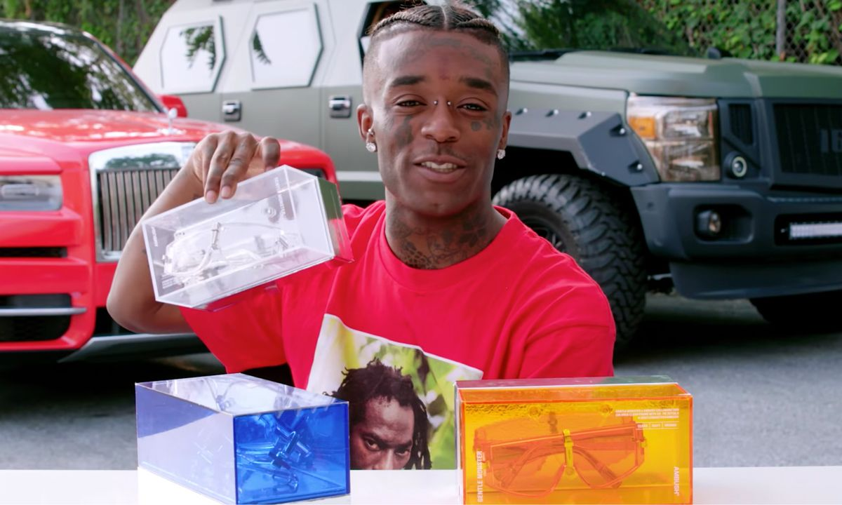 Lil Uzi Vert Reveals 10 Everyday Essentials He Can't Live Without