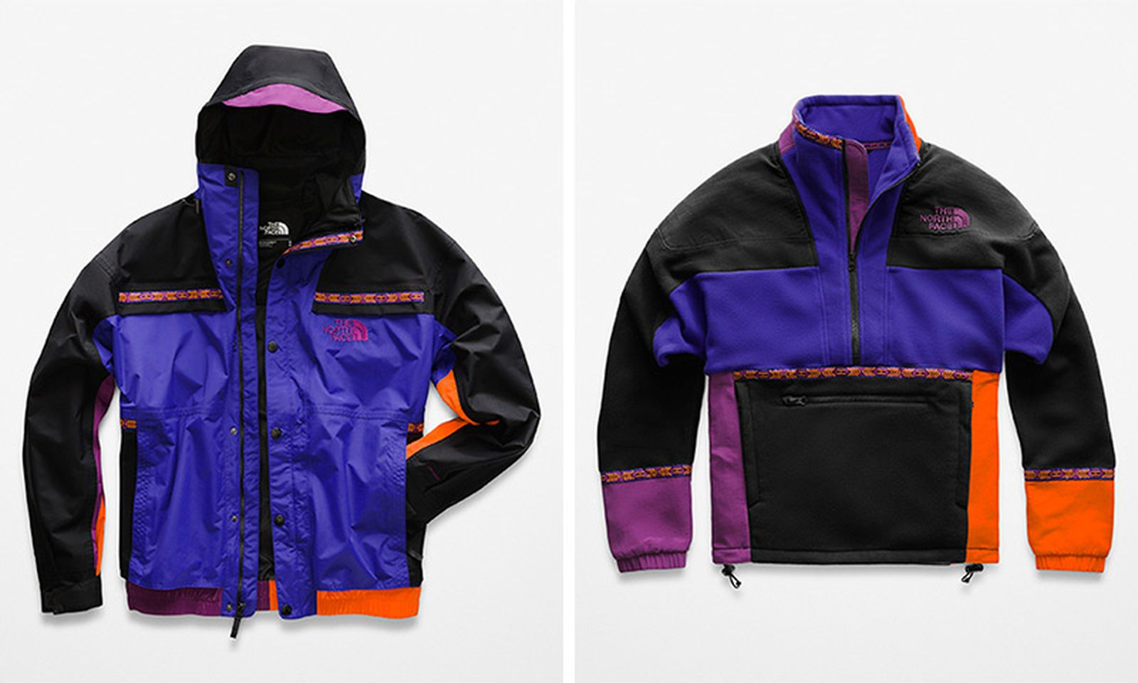 the north face 92 rage collection tnf