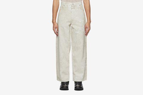 Wax Vast Cut Jeans