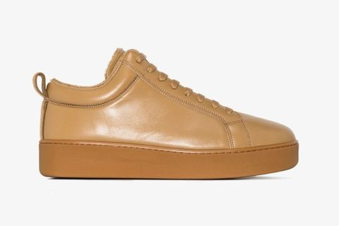 Low Top Leather