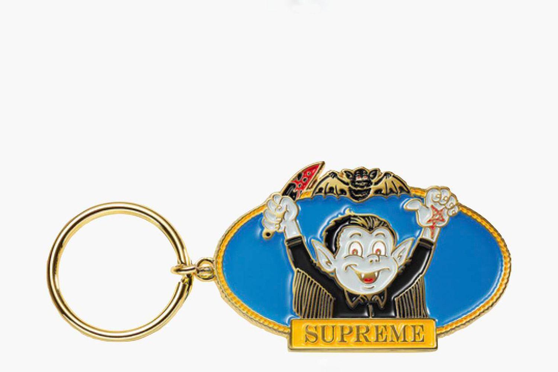 Vampire Boy Key Chain